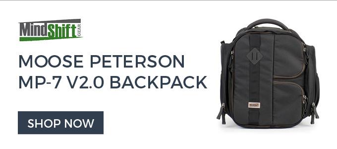 Moose Peterson Bag