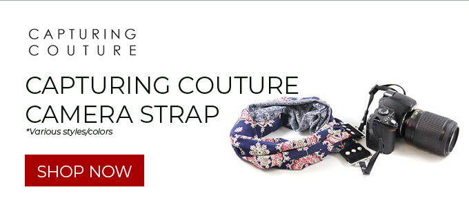 Capturing Couture Straps
