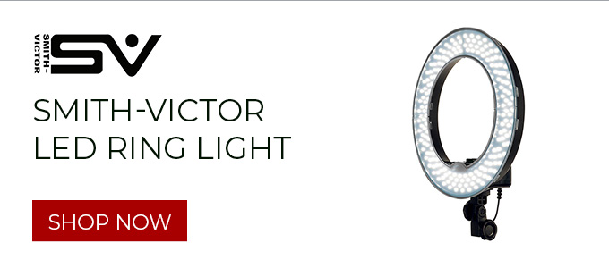 Smith-Victor LED Ring Light